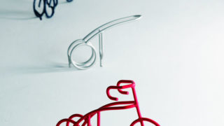 駐輪場では、自転車の幅は60cmで考える【180cmで3台】