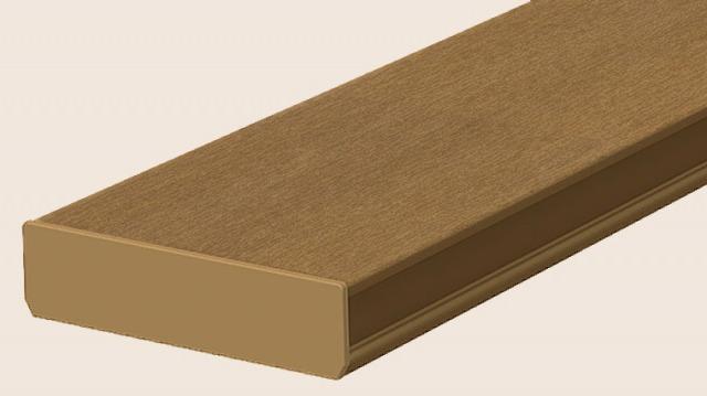 人工木ウッドデッキはその両方を克服した素材