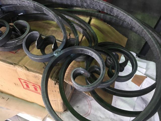 アイアンフェンスはアルミ鋳物に取って代わった