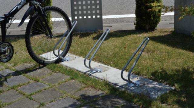 サイクルストッパーがあれば台風対策に便利です