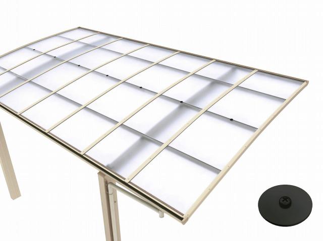 YKKAP社「屋根ふき材補強部品」