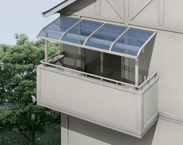 ソラリア シリーズ共通仕様 特殊納まり対応 凸凹外壁