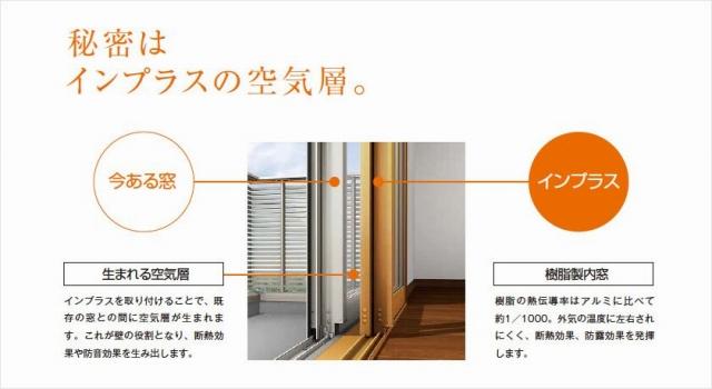 内窓にさまざまな効果が得られる秘密・メカニズム