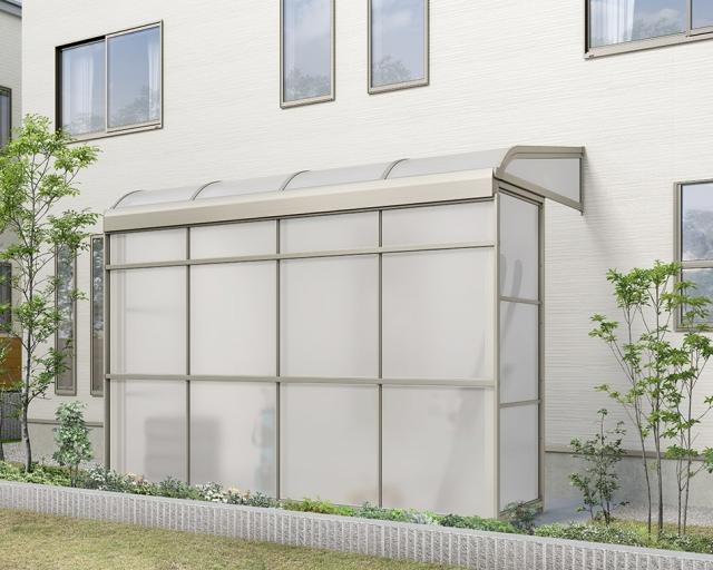 新たなユーリティスペース LIXIL 勝手口屋根 スピーネストックヤードの魅力