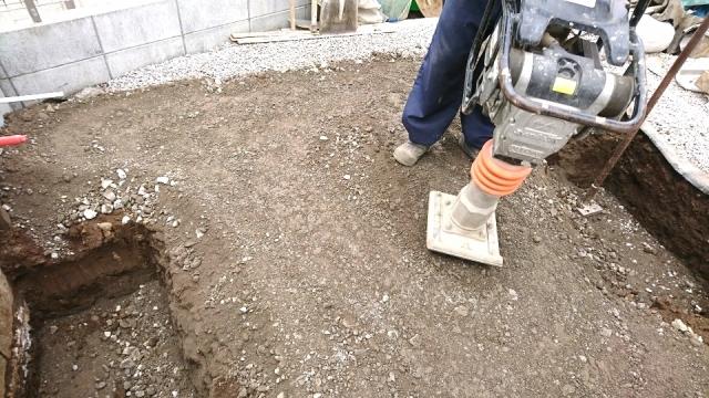 車3台分/30〜40m2の土間コンクリート工事の相場