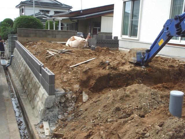 庭・駐車場をコンクリートにすることのデメリット