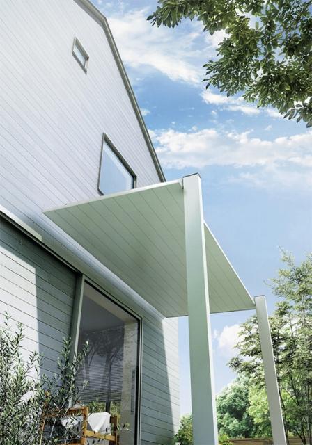 美しく、シンプル。住宅に調和するテラスSCデザイン