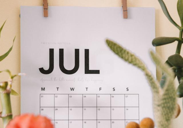 7月 淡々と積み上げ