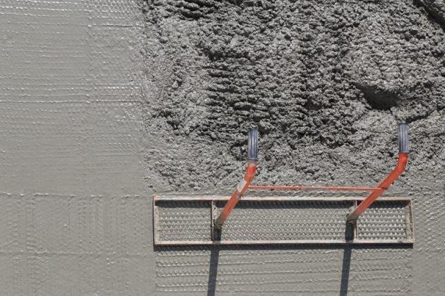 新築外構にはコンクリートが必ず必要です。