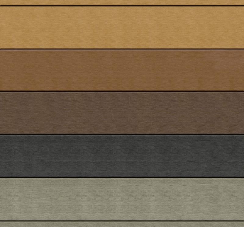リウッドデッキ200には、従来の4色ありました。